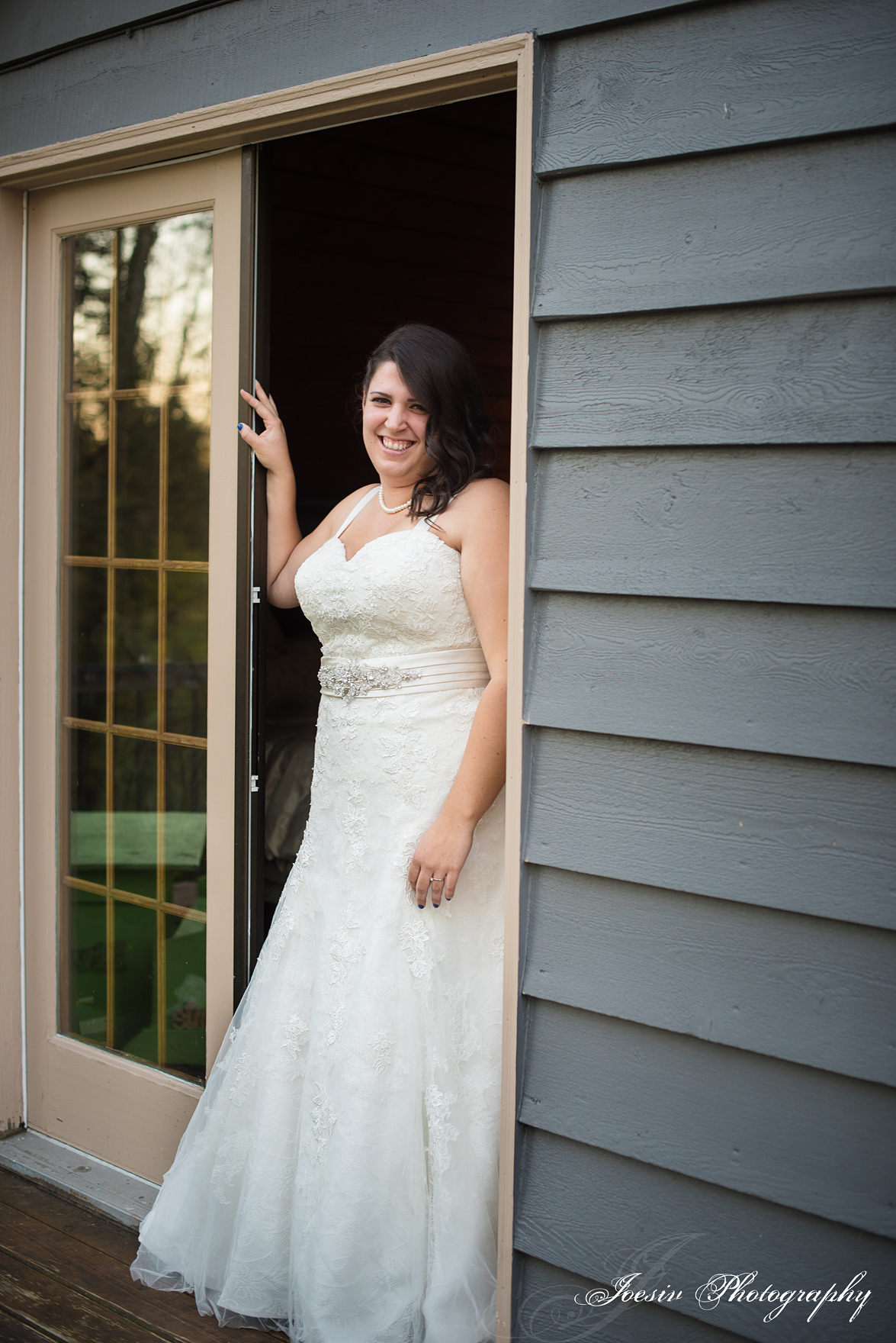 Outdoor Fall Wedding Photography by Joesiv Photography